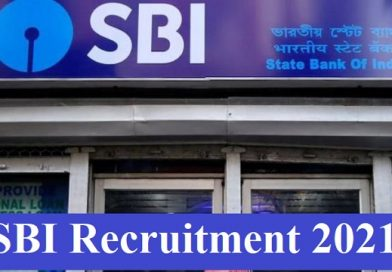 SBI Various Specialist Officer SO Recruitment Online Form 2021